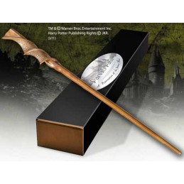 NOBLE COLLECTIONS HARRY POTTER WAND PARVATI PATIL REPLICA BACCHETTA
