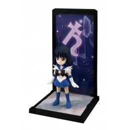 SAILOR MOON SAILOR SATURN TAMASHII BUDDIES 9CM ACTION FIGURE BANDAI