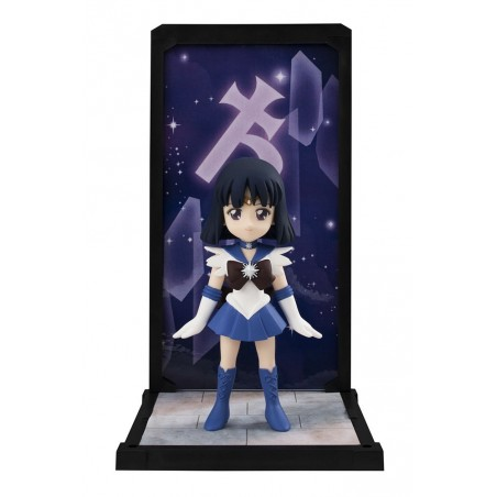 SAILOR MOON SAILOR SATURN TAMASHII BUDDIES 9CM ACTION FIGURE