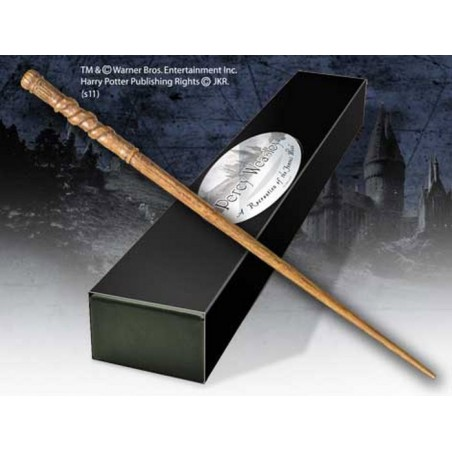 HARRY POTTER WAND PERCY WEASLEY REPLICA BACCHETTA