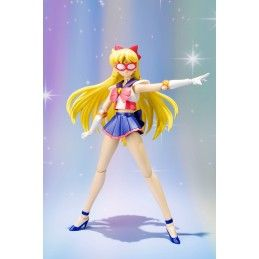 SAILOR MOON - SAILOR V S.H. FIGUARTS ACTION FIGURE BANDAI