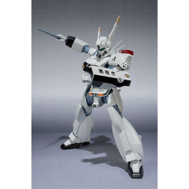 THE ROBOT SPIRITS - PATLABOR INGRAM 1ST ACTION FIGURE BANDAI