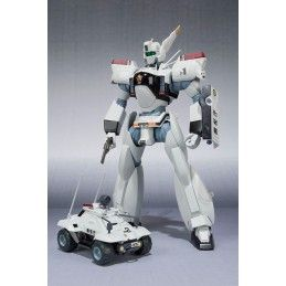 THE ROBOT SPIRITS - PATLABOR INGRAM 1ST ACTION FIGURE
