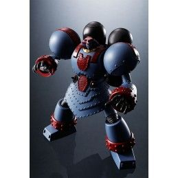 SRC SUPER ROBOT CHOGOKIN GIANT ROBO ANIMATION ACTION FIGURE BANDAI