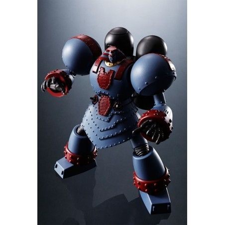 SRC SUPER ROBOT CHOGOKIN GIANT ROBO ANIMATION ACTION FIGURE