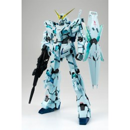 BANDAI  UNICORN GUNDAM FINAL BATTLE METAL COMPOSITE ACTION FIGURE