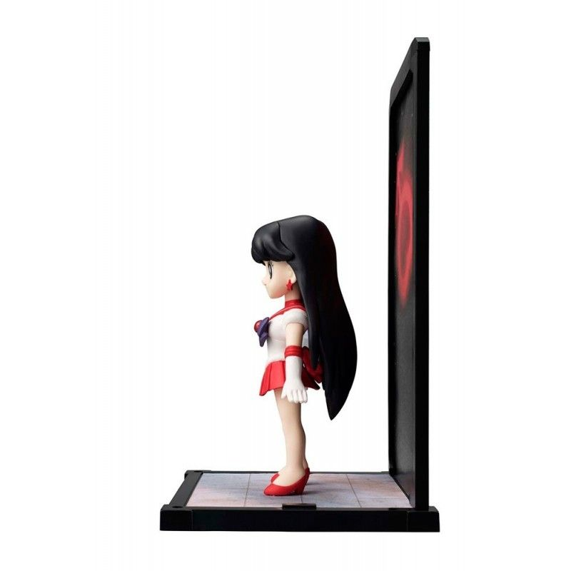BANDAI SAILOR MOON SAILOR MARS TAMASHII BUDDIES 9CM ACTION FIGURE