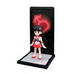 SAILOR MOON SAILOR MARS TAMASHII BUDDIES 9CM ACTION FIGURE BANDAI