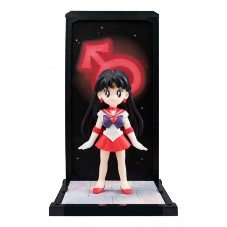 SAILOR MOON SAILOR MARS TAMASHII BUDDIES 9CM ACTION FIGURE