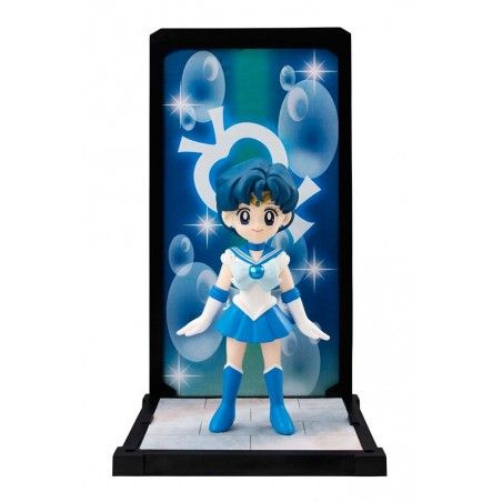 SAILOR MOON SAILOR MERCURY TAMASHII BUDDIES 9CM ACTION FIGURE