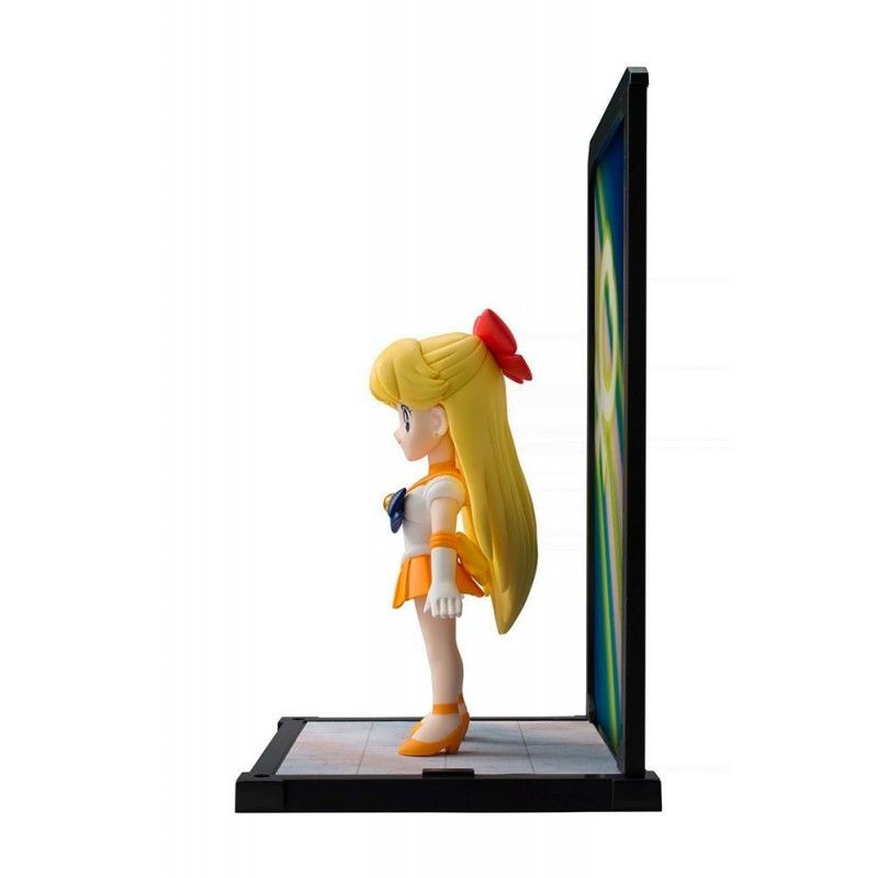 SAILOR MOON SAILOR VENUS TAMASHII BUDDIES 9CM ACTION FIGURE BANDAI