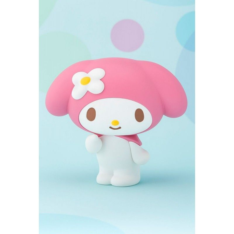 BANDAI HELLO KITTY - MY MELODY PINK FIGUARTS ZERO FIGURE