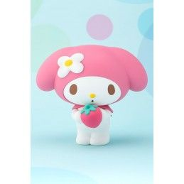 HELLO KITTY - MY MELODY PINK FIGUARTS ZERO FIGURE BANDAI