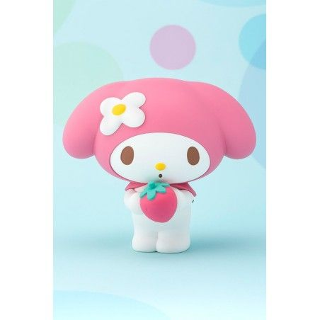 HELLO KITTY - MY MELODY PINK FIGUARTS ZERO FIGURE