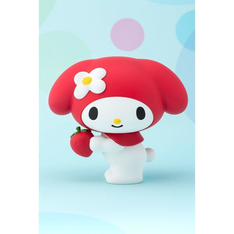 BANDAI HELLO KITTY - MY MELODY RED FIGUARTS ZERO FIGURE