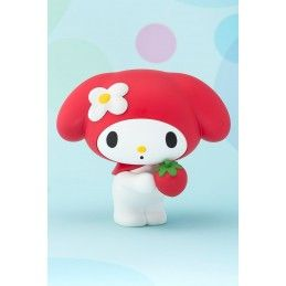 HELLO KITTY - MY MELODY RED FIGUARTS ZERO FIGURE BANDAI