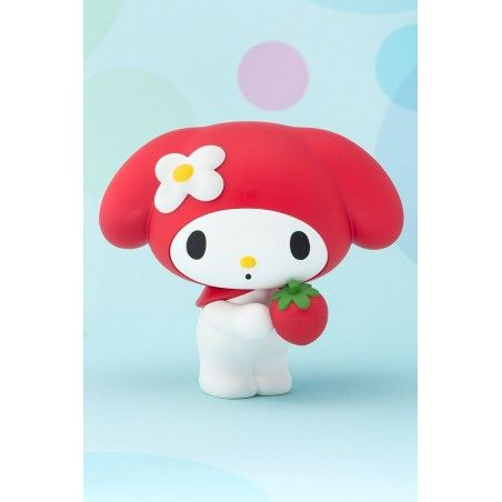 HELLO KITTY - MY MELODY RED FIGUARTS ZERO FIGURE