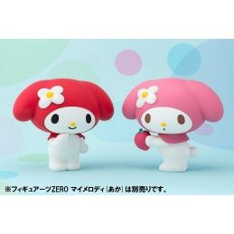 HELLO KITTY - MY MELODY RED FIGUARTS ZERO ACTION FIGURE