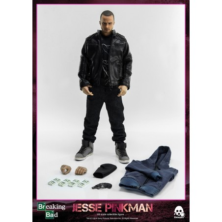 BREAKING BAD - JESSE PINKMAN 1/6 SCALE 30CM ACTION FIGURE