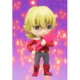 TIGER AND BUNNY - BARNABY BROOKS JR CHIBI-ARTS FIGURE BANDAI