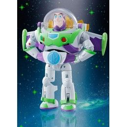TOY STORY - SPACE RANGER BUZZ LIGHTYEAR CHOGOKIN ACTION FIGURE BANDAI