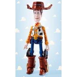 TOY STORY - WOODY ROBO SHERIFF STAR CHOGOKIN ACTION FIGURE