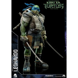 TEENAGE MUTANT NINJA TURTLES MOVIE - LEONARDO 1/6 32CM ACTION FIGURE