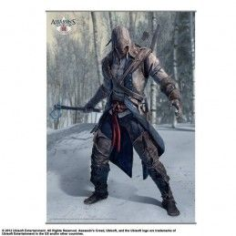 ASSASSINS CREED III WALL SCROLL VOL.1 105 X 77 CM SQUARE ENIX