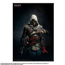 ASSASSINS CREED IV BLACK FLAG WALL SCROLL VOL.2 105 X 77 CM