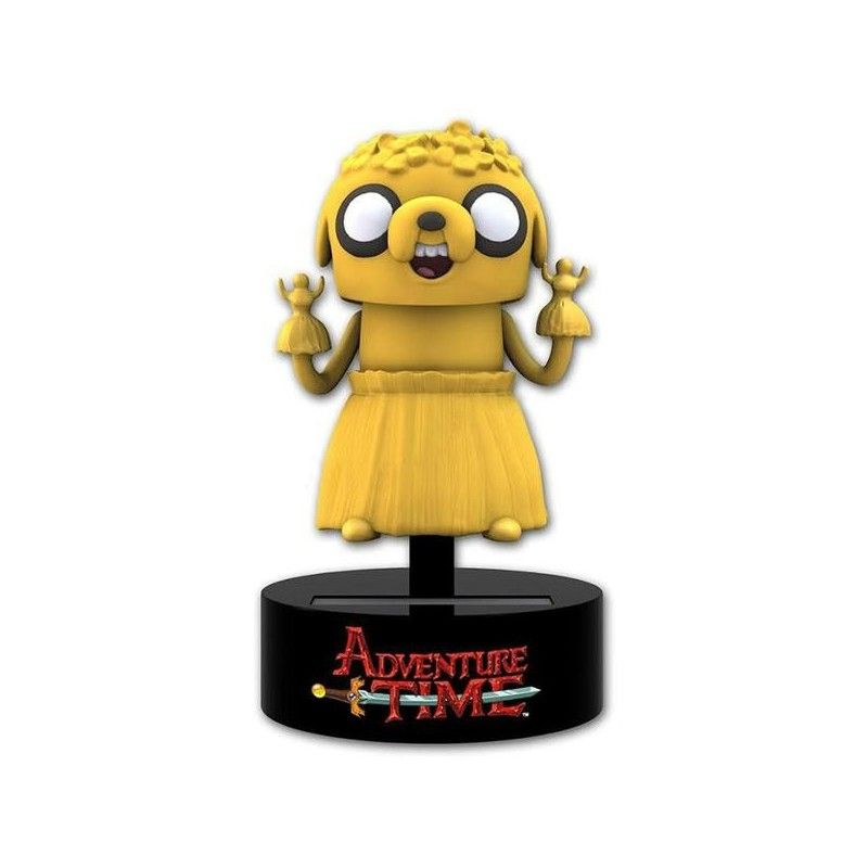 ADVENTURE TIME JAKE SOLAR BODY KNOCKERS FIGURE