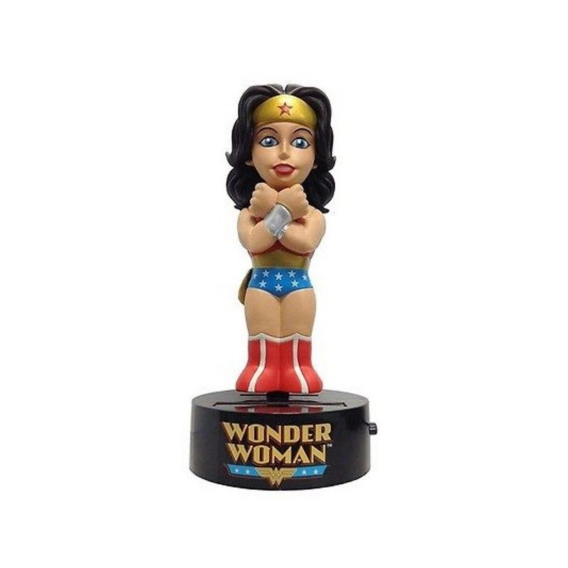 WONDER WOMAN CLASSIC SOLAR BODY KNOCKERS FIGURE NECA