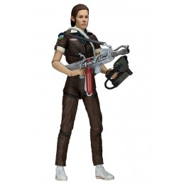 ALIENS SERIE 6 - AMANDA RIPLEY JUMPSUIT ACTION FIGURE