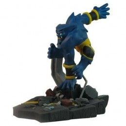 MARVEL CIVIL WAR - X-MEN BEAST BESTIA STATUE FIGURE