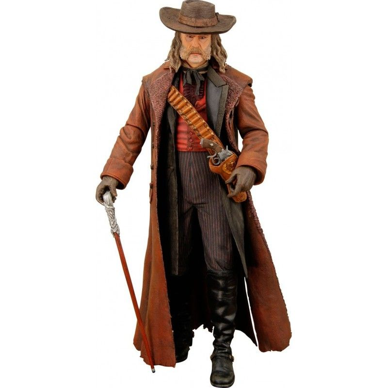 NECA JONAH HEX QUENTIN TURNBULL ACTION FIGURE