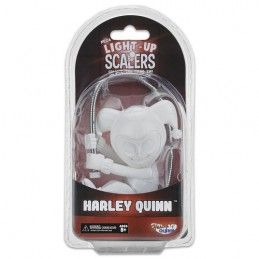DC COMICS HARLEY QUINN LIGHT-UP SCALER FIGURE