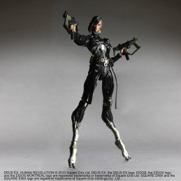 DEUS EX - YELENA FEDEROVA  PLAY ARTS KAI PAK ACTION FIGURE