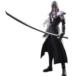 SQUARE ENIX FINAL FANTASY 7 ADVENT CHILDREN - SEPHIROTH PLAY ARTS KAI ACTION FIGURE