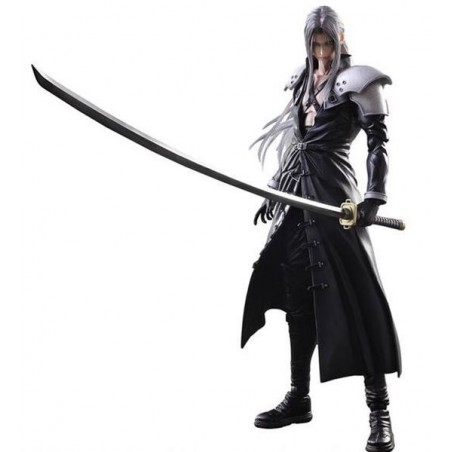 FINAL FANTASY 7 ADVENT CHILDREN - SEPHIROTH PLAY ARTS KAI ACTION FIGURE