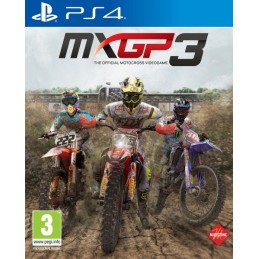 MXGP 3 PS4 NUOVO ITALIANO PLAYSTATION 4