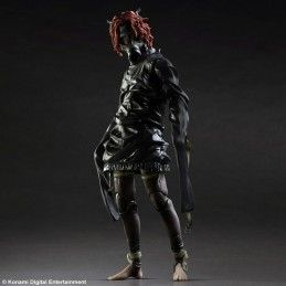 SQUARE ENIX METAL GEAR SOLID 5 - TRETIJ REBENOK PLAY ARTS KAI PAK ACTION FIGURE