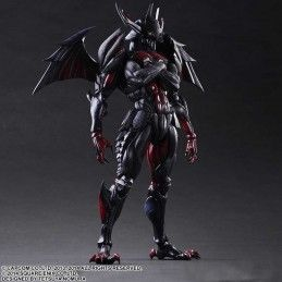 SQUARE ENIX MONSTER HUNTER 4 DIABLOS ARMOR RAGE SET PLAY ARTS KAI PAK ACTION FIGURE