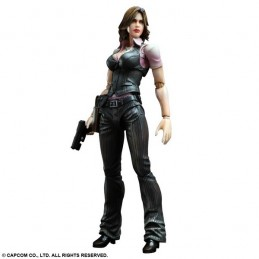 RESIDENT EVIL 6 - HELENA HARPER PLAY ARTS KAI PAK ACTION FIGURE