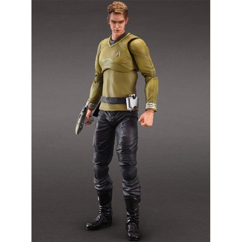 STAR TREK - CAPTAIN JAMES KIRK PLAY ARTS KAI PAK ACTION FIGURE