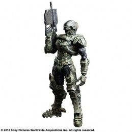 STARSHIP TROOPERS - HENRY VARRO PLAY ARTS KAI PAK ACTION FIGURE