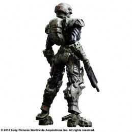 STARSHIP TROOPERS - HENRY VARRO PLAY ARTS KAI PAK ACTION FIGURE SQUARE ENIX