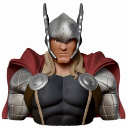 MARVEL AVENGERS THOR BUST BANK DELUXE SALVADANAIO ACTION FIGURE SEMIC