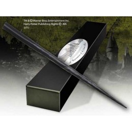 NOBLE COLLECTIONS HARRY POTTER WAND SCABIOR REPLICA BACCHETTA