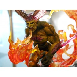 FINAL FANTASY MASTER CREATURES - IFRIT FIGURE