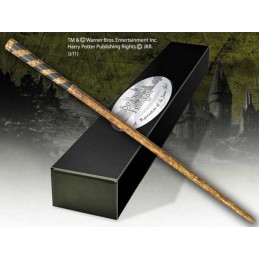 HARRY POTTER WAND SEAMUS FINNIGAN REPLICA BACCHETTA NOBLE COLLECTIONS