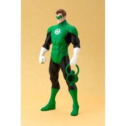 DC COMICS SUPER POWERS GREEN LANTERN CLASSIC COSTUME ARTFX+ STATUE FIGURE KOTOBUKIYA